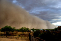 Sonoran Desert Dust Storm 3