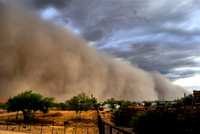 Sonoran Desert Dust Storm 2